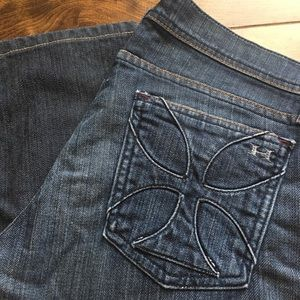 Habitual Jeans in Deep End Size 27